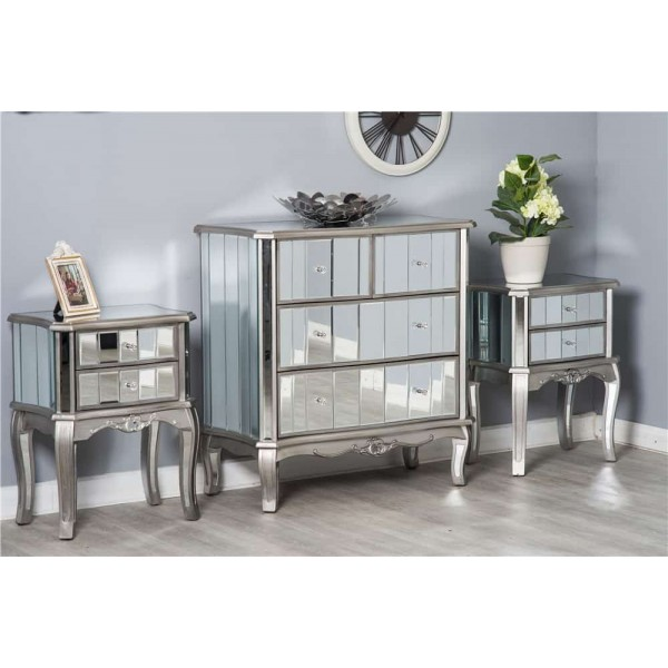 Groovy Mirrored Bedroom Furniture Set Dressing Table Chest Of Download Free Architecture Designs Scobabritishbridgeorg