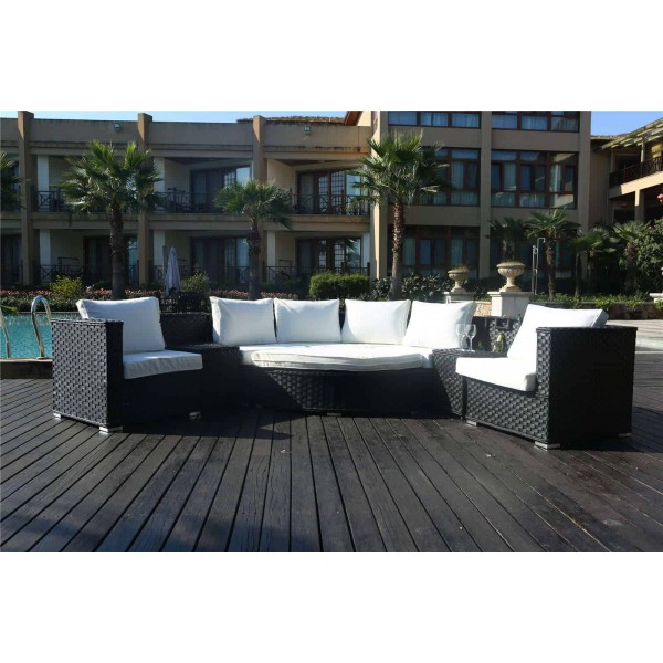 Outdoor Furniture | Half Moon Sofa Set | Dreams Outdoors ...