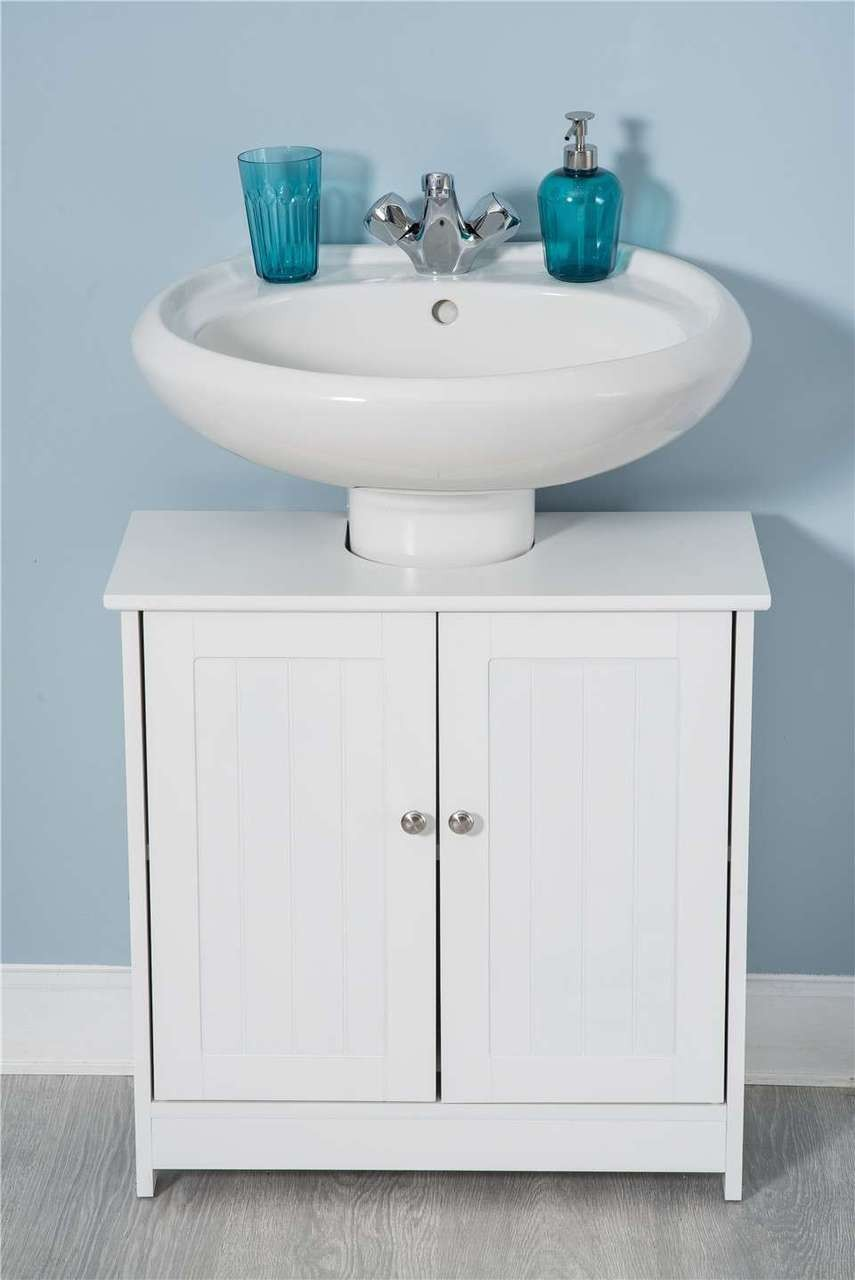 Sink Cabinet White Storage Unit Dreams Outdoors