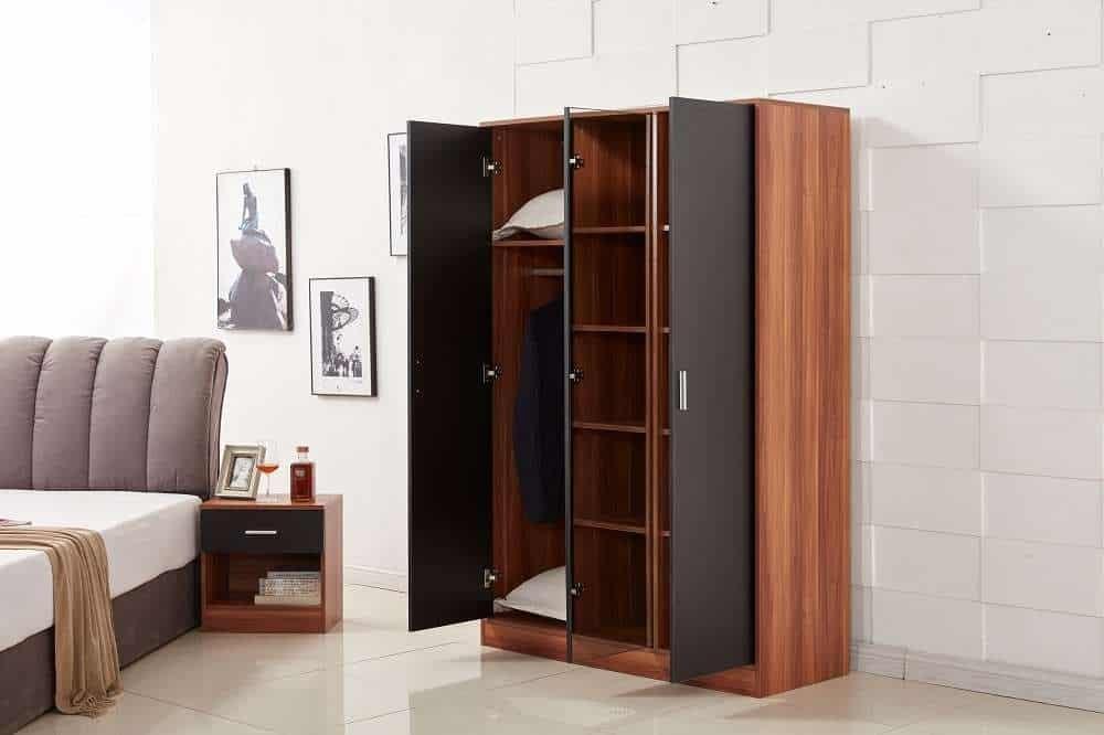 Black walnut bedroom furniture set range wardrobe dreams - Walnut bedroom furniture sets uk ...