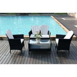yakoe eton range 4 piece set - Garden Furniture The Range